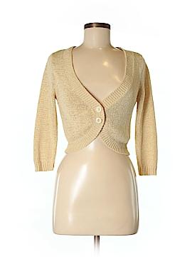 August Silk Cardigan Size S (Petite)