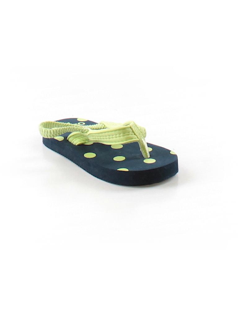 61dc37150f7f7 OshKosh B gosh Solid Light Green Sandals Size 5 - 6 Kids - 96% off ...