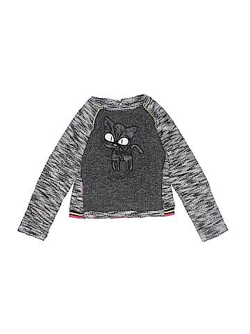 Deux Par Deux Pullover Sweater Size 7