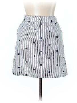 British Khaki Casual Skirt Size 12