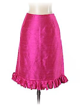 Gretchen Scott Designs Silk Skirt Size M