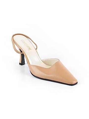 Coup D'etat Heels Size 8 1/2