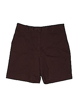Kim Rogers Khaki Shorts Size 8