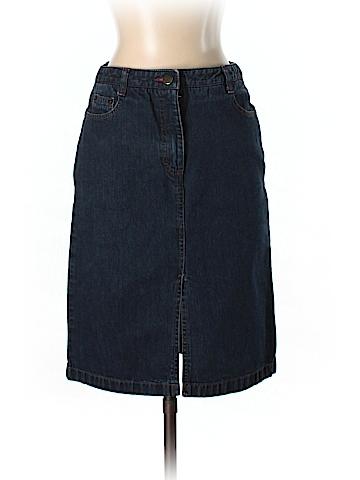 BCBGMAXAZRIA Denim Skirt Size 0