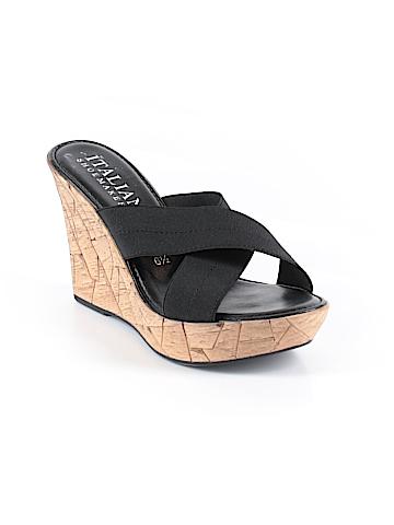 Italian Shoemakers Footwear Wedges Size 37 (EU)