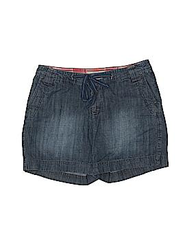 Natural Reflections Denim Shorts Size 4