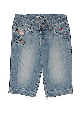 Miss Me Denim Shorts 26 Waist