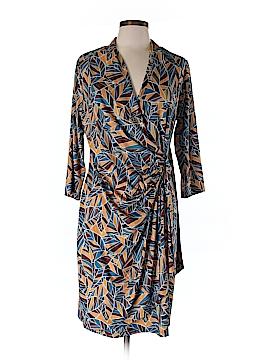 Jete Casual Dress Size L (Plus)