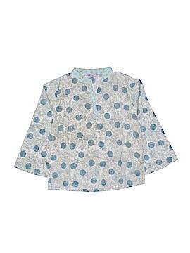 Calypso Enfant Long Sleeve Blouse Size 10
