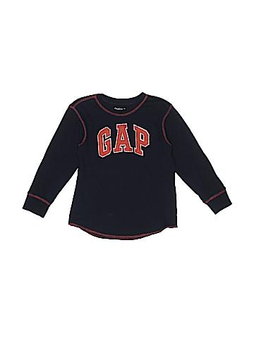 Gap Kids Outlet Long Sleeve T-Shirt Size X-Small  (Kids)