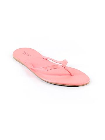 David's Bridal Flip Flops Size 7 - 8