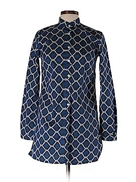 Cape Madras Casual Dress Size XS