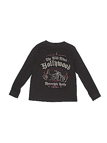 Lucky Brand Long Sleeve T-Shirt Size 5
