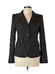 Armani Collezioni Women Wool Blazer Size 46 (IT)