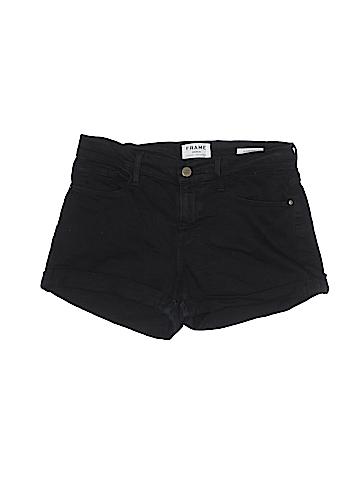 FRAME Denim Denim Shorts 27 Waist