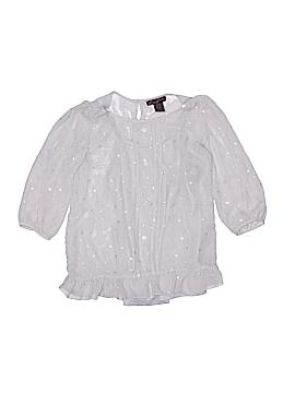 Lipgloss 3/4 Sleeve Blouse Size 10-12