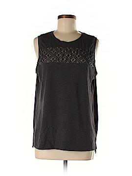 Joe Fresh Sleeveless T-Shirt Size M