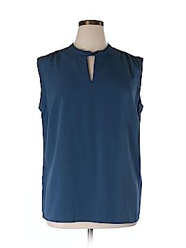 JunaRose Sleeveless Blouse Size 12 (Plus)