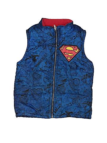 Superman Vest Size 4