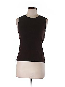 Lauren by Ralph Lauren Silk Pullover Sweater Size M