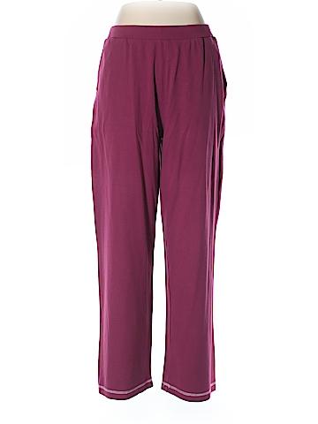 Sport Savvy Yoga Pants Size L