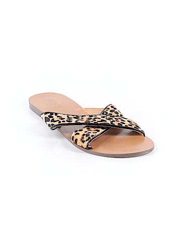 J. Crew Factory Store Sandals Size 8 1/2