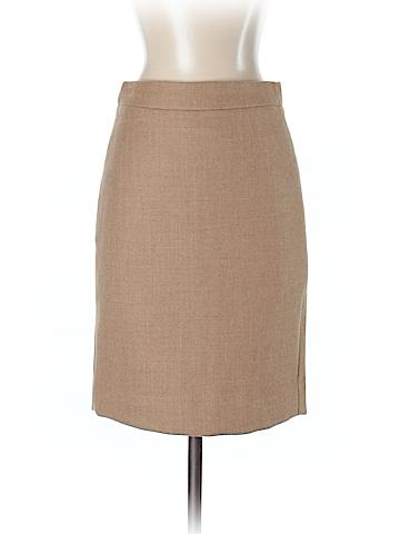 J. Crew Wool Skirt Size 00 (Petite)