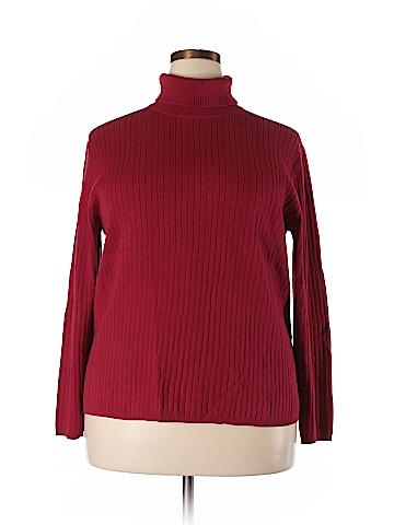 Talbots Turtleneck Sweater Size 2X (Plus)