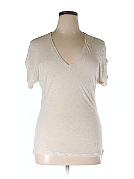 Wrap Short Sleeve T-Shirt Size 18 (UK)