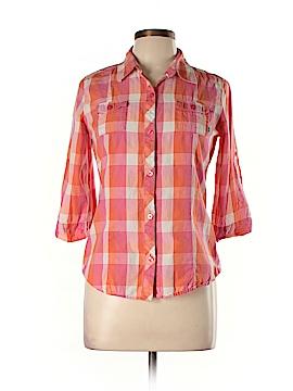 Vans Short Sleeve Button-Down Shirt Size L