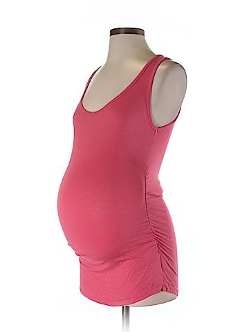 Lilac Sleeveless Top Size Sm - Med Maternity (Maternity)