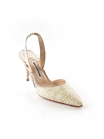 Manolo Blahnik Heels Size 38.5 (EU)