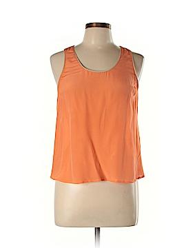 Maeve Sleeveless Silk Top Size 10 (Petite)