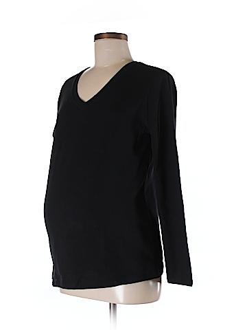 Motherhood Long Sleeve T-Shirt Size M (Maternity)