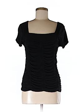 AVALIN Short Sleeve Top Size M