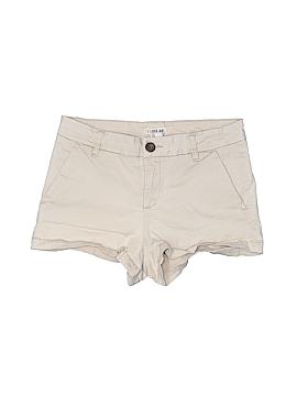 I Love H81 Khaki Shorts 28 Waist