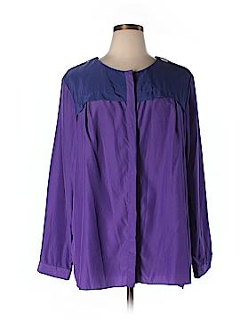 MBN Long Sleeve Blouse Size 5X (Plus)