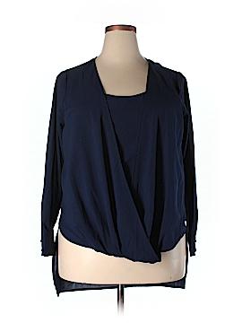 IGIGI Long Sleeve Blouse Size 14/16 Plus (Plus)