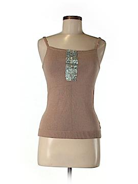 Yoana Baraschi Silk Pullover Sweater Size M