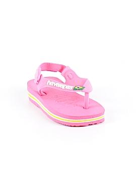 Havaianas Sandals Size 17-18 Kids