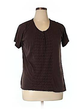 Avenue Short Sleeve Top Size 14/16 Plus (Plus)