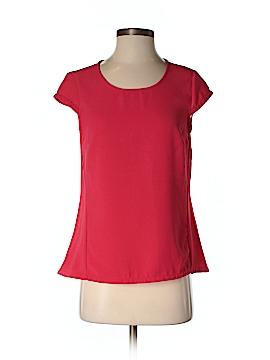 Dalia Casual Short Sleeve Top Size S