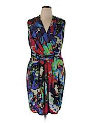 Ellen Tracy Women Casual Dress Size 20W