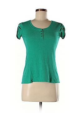 REI Short Sleeve Henley Size XXS