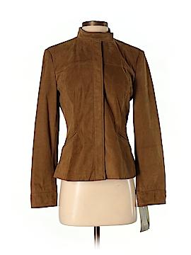 Nine West Leather Jacket Size 2