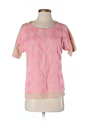 J. Crew Short Sleeve Blouse Size S