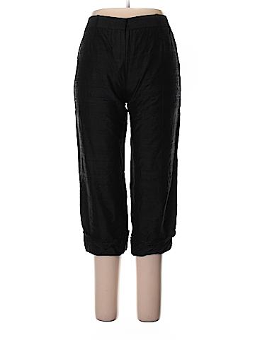 Dolce & Gabbana Silk Pants Size 46 (IT)