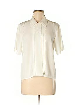 Impressions Short Sleeve Blouse Size 8