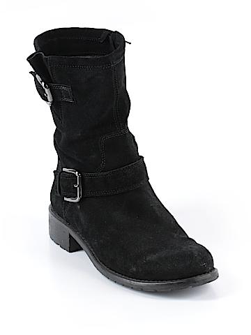 Garnet Hill Boots Size 7