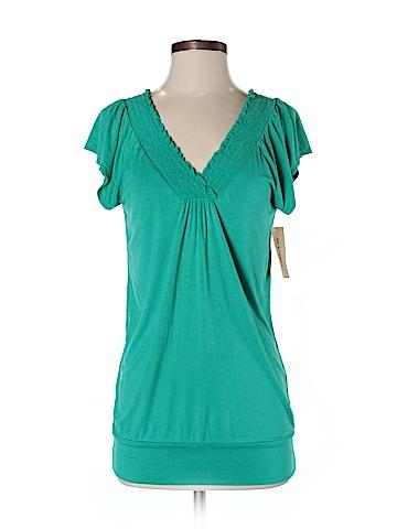 American Rag Cie Short Sleeve Top Size XS